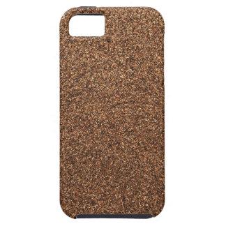 black pepper texture iPhone 5 case