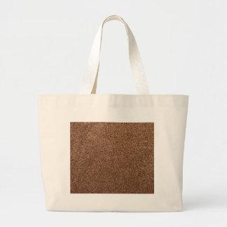black pepper texture large tote bag