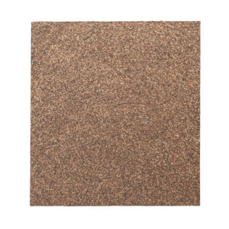 black pepper texture notepad