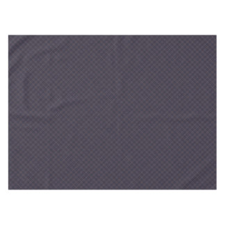 Black Plaid Pattern Tablecloth