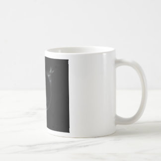 black planet 3d illustration in the universe coffee mug