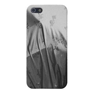 Black plastic bag  iPhone 5 case