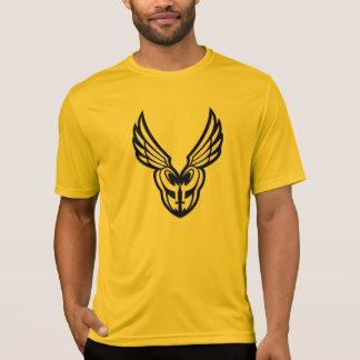 Black PoM logo front T-Shirt