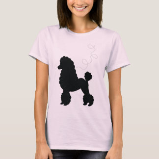Black Poodle Skirt Shirt