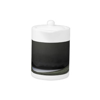 Black professional blood pressure monitor on white