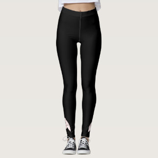 Black Rabbit Leggings