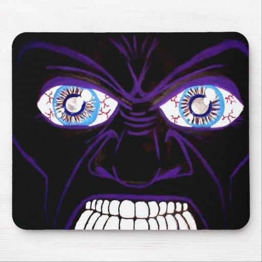 Black Rage Mousepads