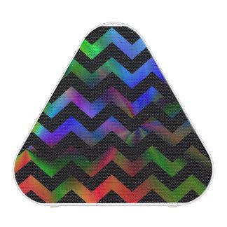 Black Rainbow Chevron