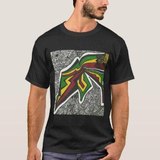 Black rasta Tshirt