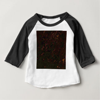 black red specks baby T-Shirt
