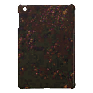 black red specks iPad mini cases