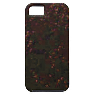 black red specks iPhone 5 case