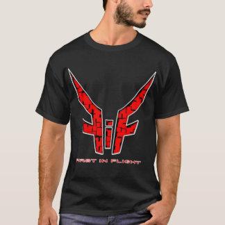 Black/Red Young B T-Shirt