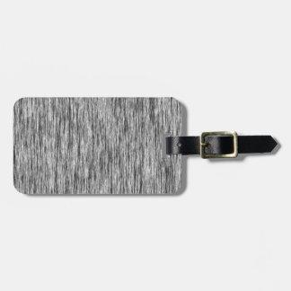 Black-Render-Fibers-Pattern Bag Tag
