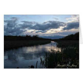 Black River, Chester, N.J. - 5x7 Greeting Card