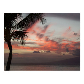 Black Rock Maui Postcard