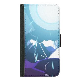 Black Rock Shooter Galaxy S5 Wallet Case