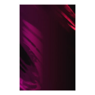 Black Rose color Stationery