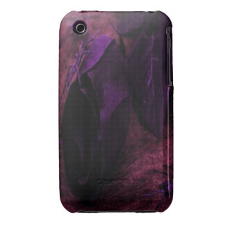Black Rose iPhone 3 Cover
