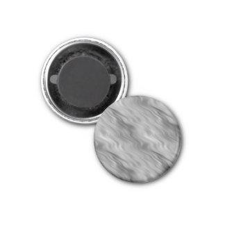 Black Rose Wavy Texture Magnet