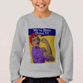 Black Rosie-Weve Been Doing It -  Youth Sweatshirt