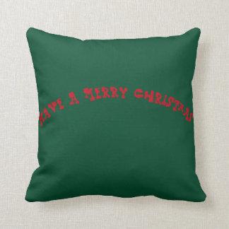 Black Santa Claus Cushion