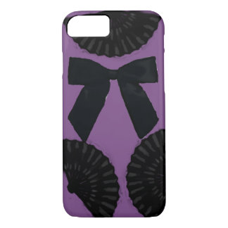 Black Satin iPhone 8/7 Case