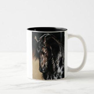 Black Satin - mug