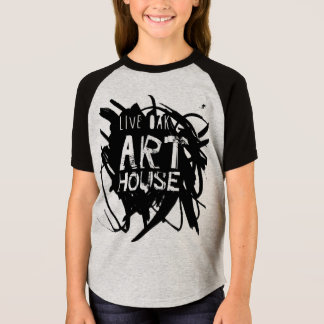 Black Scribble T-Shirt