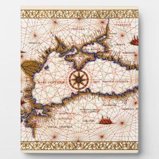 Black Sea 1559b Plaque