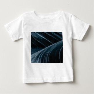 black shadow lanes baby T-Shirt