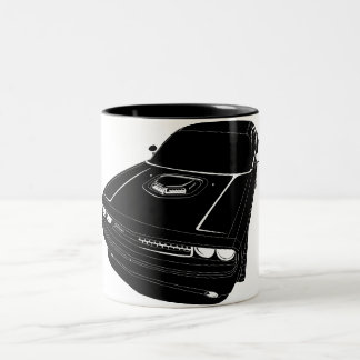 Black Shaker 0002 Mug