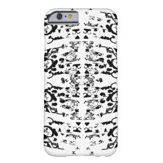 Black Shapes iPhone 6/6s Case