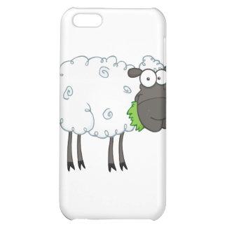 Black Sheep Cartoon Character iPhone 5C Cover
