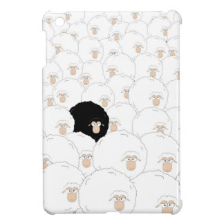 Black sheep case for the iPad mini