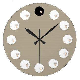 Black sheep clocks