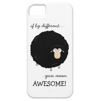 Black sheep Illustration case