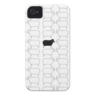 Black Sheep iPhone 4 Cover