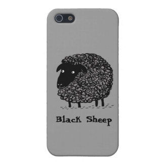 Black Sheep iPhone 5/5S Cases