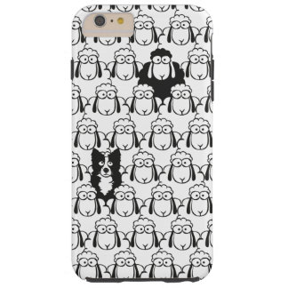 Black Sheep Phone Case