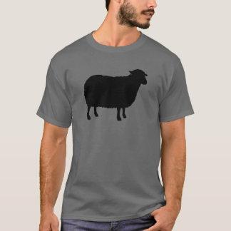 Black Sheep Silhouette T-Shirt