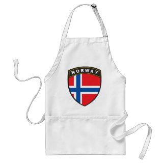 Black Shield Norway Standard Apron