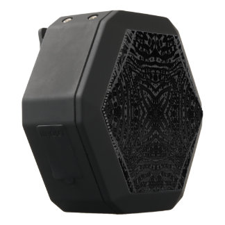 Black Silver Zebra Black Boombot Rex Bluetooth Speaker