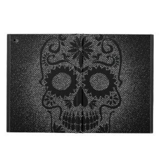 Black Skull Powis iPad Air 2 Case