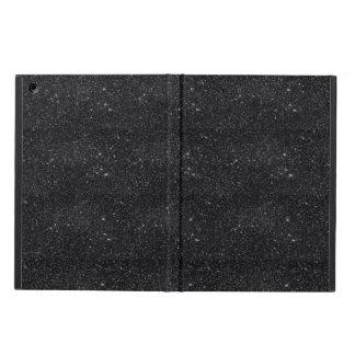 Black Sparkles iPad Air Case