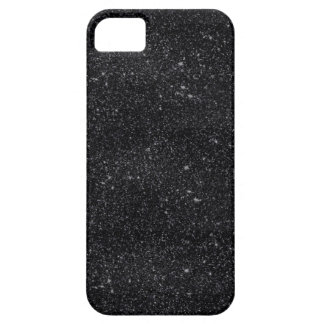 Black Sparkles iPhone 5 Covers