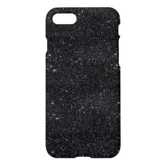 Black Sparkles iPhone 7 Case