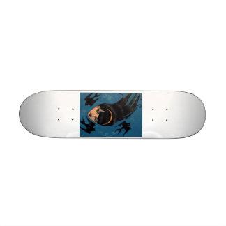 Black Sparrow Skate Board Decks