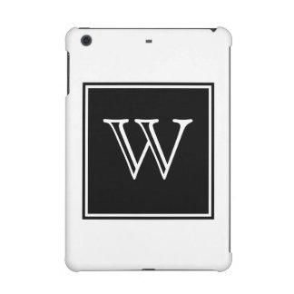 Black Square Monogram