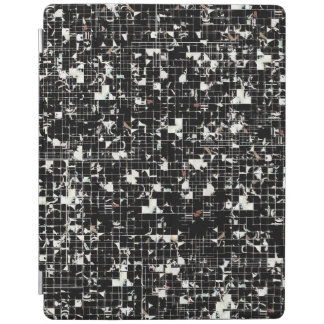 Black Squares iPad Smart Cover iPad Cover